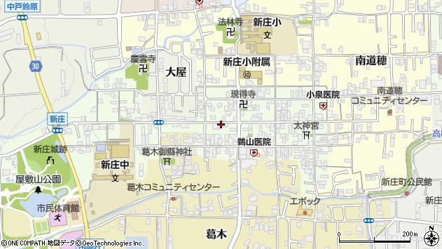 〒639-2147 奈良県葛城市新庄の地図