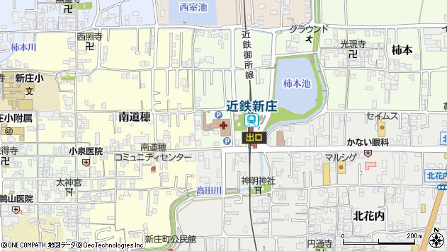 〒639-2100 奈良県葛城市(以下に掲載がない場合)の地図