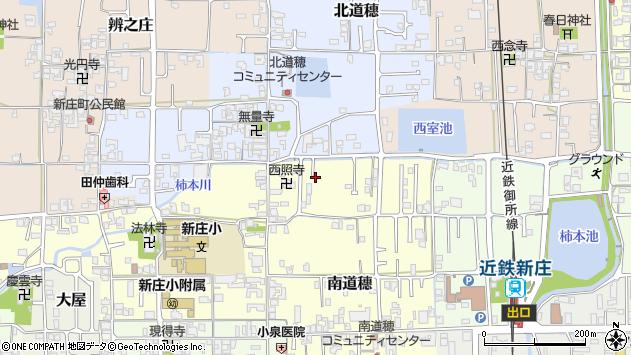 〒639-2143 奈良県葛城市南道穂の地図