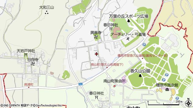 〒634-0023 奈良県橿原市戒外町の地図