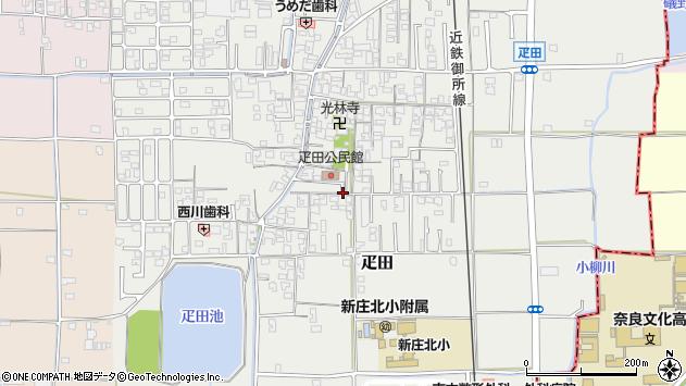 〒639-2101 奈良県葛城市疋田の地図