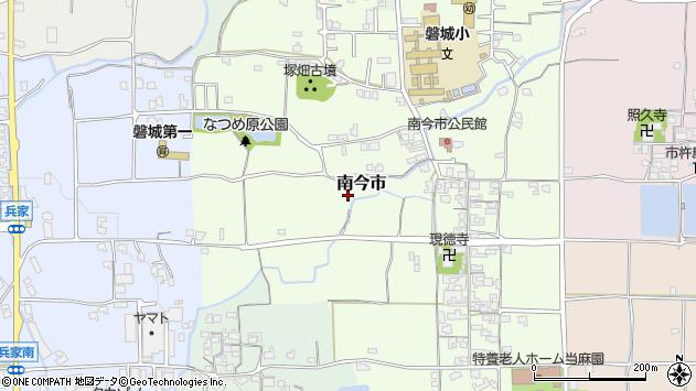 〒639-2151 奈良県葛城市南今市の地図