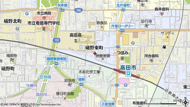 〒635-0061 奈良県大和高田市礒野東町の地図