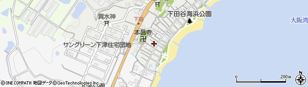 井筒屋周辺の地図