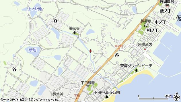 〒656-2332 兵庫県淡路市谷の地図