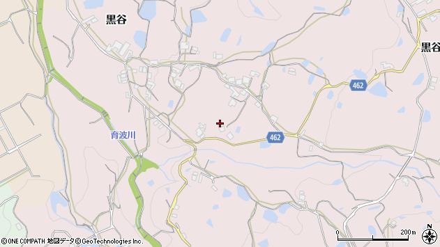 〒656-1601 兵庫県淡路市黒谷の地図