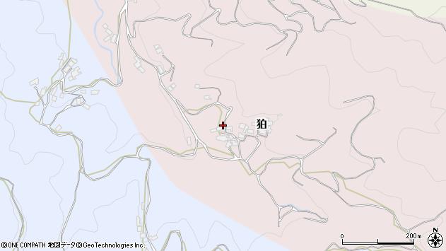 〒633-0012 奈良県桜井市狛の地図