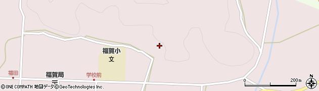 福田八幡宮周辺の地図