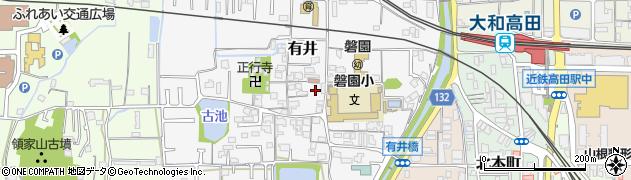 天神宮周辺の地図