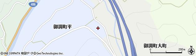 福成寺周辺の地図