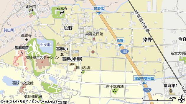 〒639-0273 奈良県葛城市染野の地図