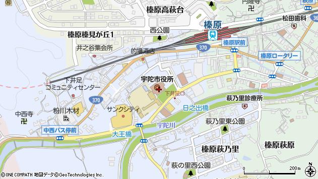 〒633-0200 奈良県宇陀市(以下に掲載がない場合)の地図