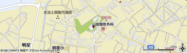 転輪寺周辺の地図