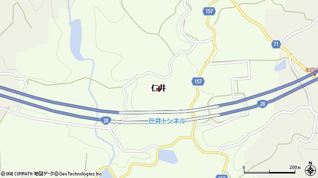 〒656-1731 兵庫県淡路市仁井の地図