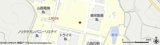 三重県松阪市広陽町周辺の地図