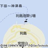 利島港旅客船ターミナル(東海汽船)