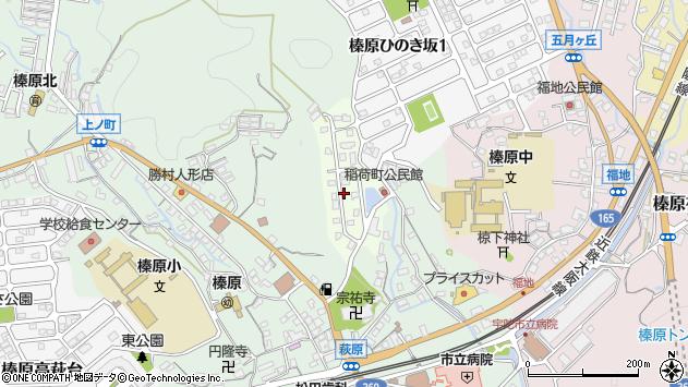 〒633-0252 奈良県宇陀市榛原桜が丘の地図