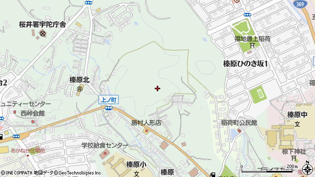 〒633-0253 奈良県宇陀市榛原萩原の地図