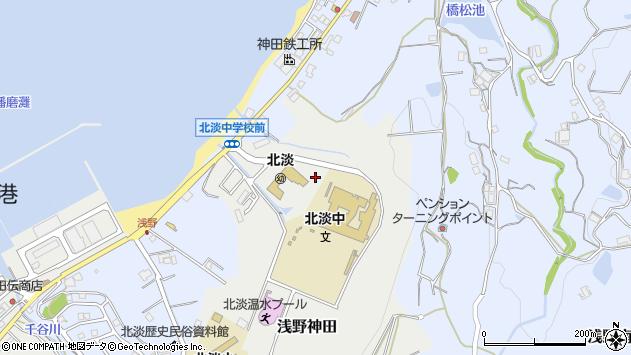 〒656-1742 兵庫県淡路市浅野神田の地図