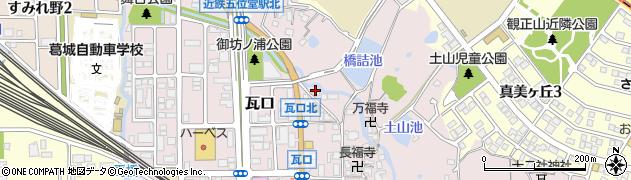 株式会社香芝オートセンター周辺の地図