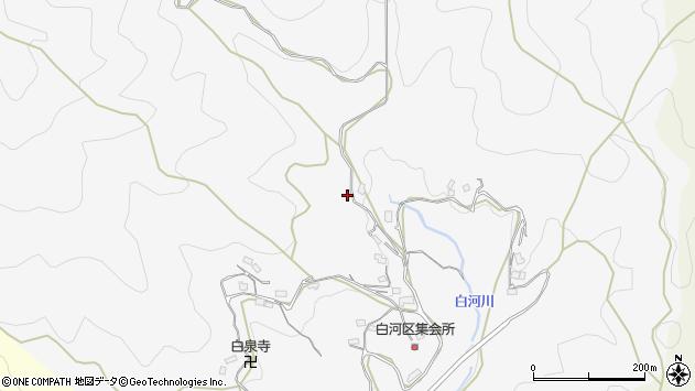 〒633-0121 奈良県桜井市白河の地図