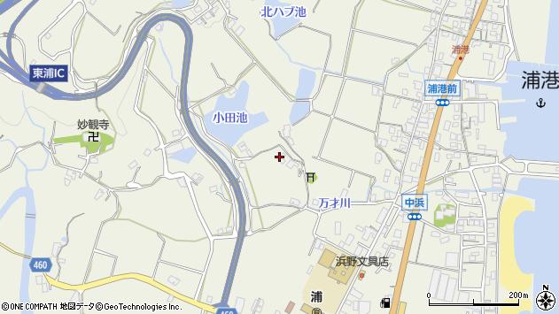 〒656-2305 兵庫県淡路市浦の地図