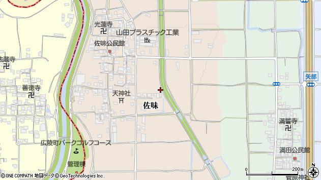 〒636-0355 奈良県磯城郡田原本町佐味の地図