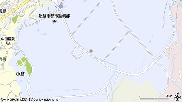 〒656-1736 兵庫県淡路市小倉の地図