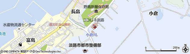 医療法人社団 幸仁会 北淡路病院周辺の地図