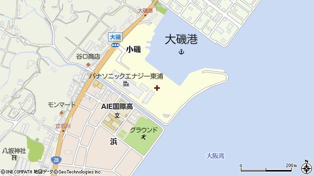 〒656-2303 兵庫県淡路市小磯の地図