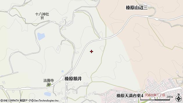 〒633-0208 奈良県宇陀市榛原額井の地図