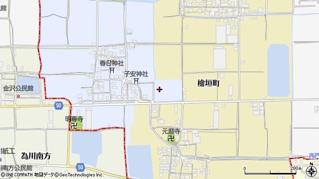 〒632-0055 奈良県天理市遠田町の地図