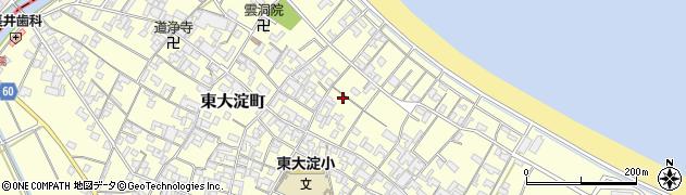 恵比寿神社周辺の地図