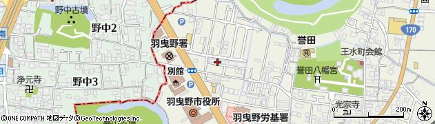 夢来館マンション周辺の地図