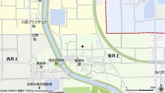 〒636-0235 奈良県磯城郡田原本町東井上の地図