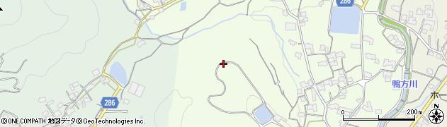 岡山県浅口市鴨方町本庄周辺の地図