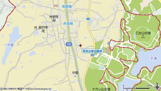 〒636-0062 奈良県北葛城郡河合町佐味田の地図
