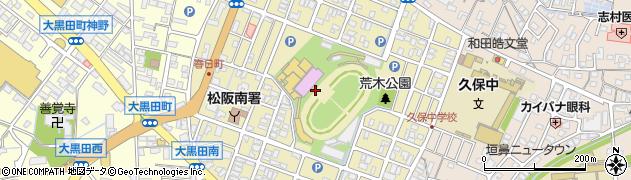 三重県松阪市春日町周辺の地図