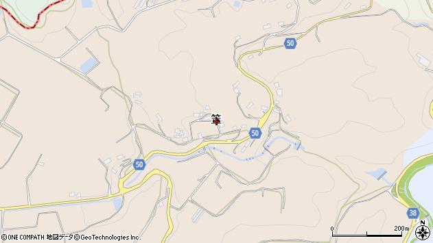 〒633-0133 奈良県桜井市笠の地図