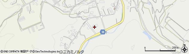 奈良県農業協同組合 上之郷支店周辺の地図