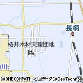 奈良県天理市西長柄町