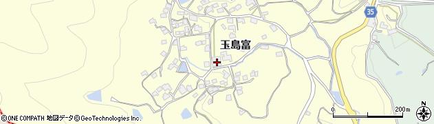 岡山県倉敷市玉島富周辺の地図