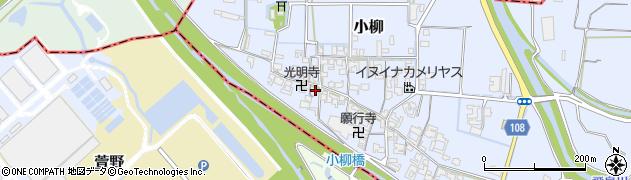 奈良県磯城郡三宅町小柳 住所一覧から地図を検索|マピオン