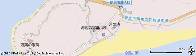 愛知県田原市伊良湖町(古山)周辺の地図