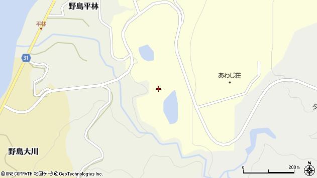 〒656-1727 兵庫県淡路市野島貴船の地図