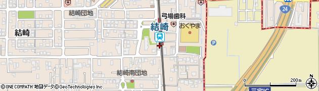 奈良県磯城郡川西町周辺の地図
