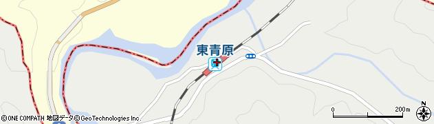 島根県鹿足郡津和野町周辺の地図