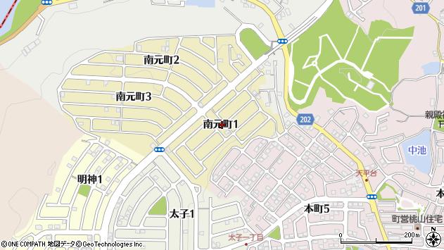 〒636-0015 奈良県北葛城郡王寺町南元町の地図