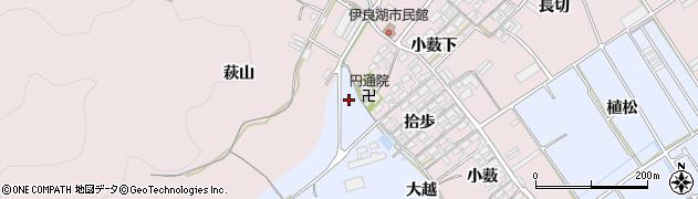 愛知県田原市日出町(耕田)周辺の地図