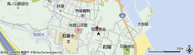 殿場坂(どんばざか)周辺の地図
